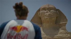 حرکات تماشایی پارکور در کشور مصر