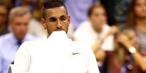 تنیسور استرالیایی مطرح جهان 16 هفته تعلیق شد