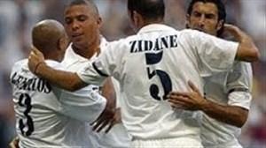 بازی خاطره انگیز اتلتیکومادرید - رئال مادرید