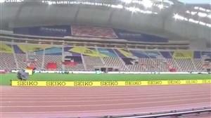 خنک کننده های استادیوم خلیفه قطر