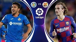 خلاصه بازی ختافه 0 - بارسلونا 2