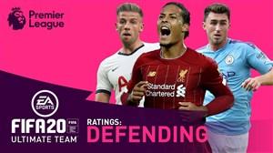 برترین مدافعان لیگ برتر انگلیس در بازی فیفا 20