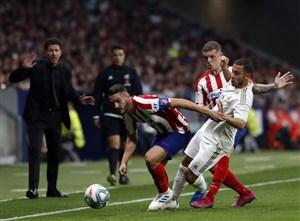 اتلتیکو 0-0 رئال؛ دربی خواب آور مادرید