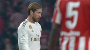 خلاصه بازی اتلتیکو مادرید 0 - 0رئال مادرید