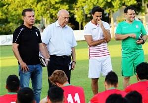 استعفای فرهاد مجیدی از سرمربیگری تیم ملی امید!