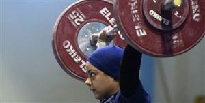 آغاز تمرینات تیمملی پایه بانوان وزنهبرداری برای آسیا