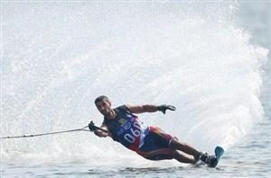 پایان کار ملی پوشان اسکی روی آب قهرمانی آسیا