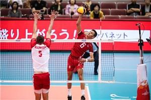 خلاصه والیبال لهستان 3 - تونس 0