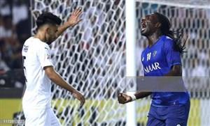 خلاصه بازی السد قطر 1 - 4 الهلال عربستان(گزارش اختصاصی)