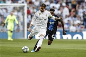 رئال مادرید 2 - 2 بروژ؛ فرار از آبروریزی در برنابئو!