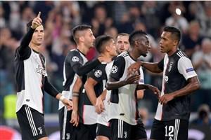 یوونتوس 3-0 لورکوزن: پیروزی راحت بیانکونری