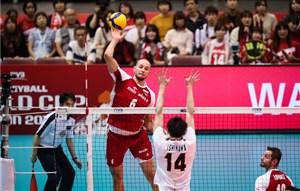 خلاصه والیبال لهستان 3 - ژاپن 1