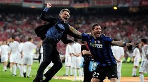 صعود خاطره انگیز اینتر به فینال لیگ قهرمانان با مورینیو