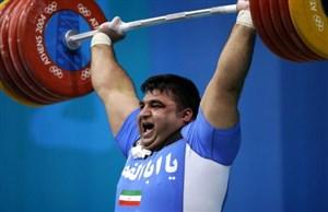 رکوردشکنیهایحسینرضازاده در المپیکسیدنیو آتن
