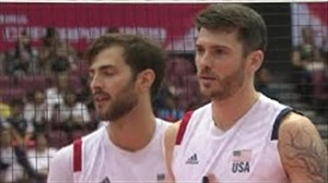 خلاصه والیبال آمریکا 3 - لهستان 1 (جام جهانی)