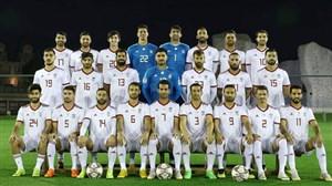 ترکیب تیم ملی مشخص شد