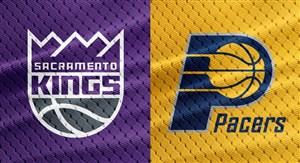 خلاصه بسکتبال ایندیانا پیسرز -ساکرامنتو کینگز