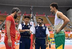 خلاصه والیبال استرالیا 1 - ایران 3 (جام جهانی)