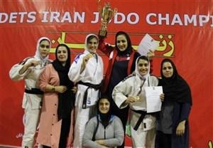 دختران لرستان فاتح چهاردهمین رقابت جودو کشور