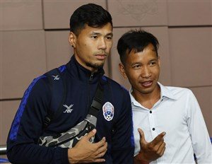 ستاره کامبوج: باید بر استرس بازی ایران غلبه کنیم