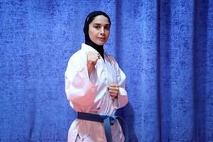دومین طلای تیم ملی کاراته بانوان ایران برای علیپور