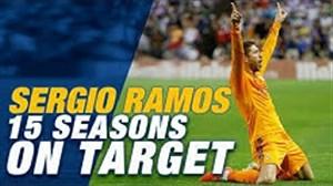 به بهانه 15 فصل حضور سرخیو راموس در رئال مادرید