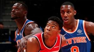 خلاصه بسکتبال نیویورک نیکس - واشنگتن ویزارد