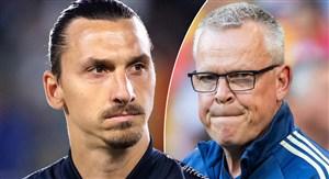 انتقاد تند زلاتان به نژادپرستی در تیم ملی سوئد