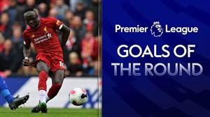 برترین گلهای هفته هشتم لیگ برتر جزیره 20-2019