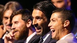 اظهارنظر جالب بوفون درباره مقایسه مسی و رونالدو