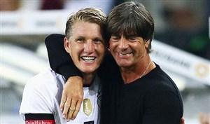 شواینی یکی از بزرگترین بازیکنان تاریخ آلمان بود
