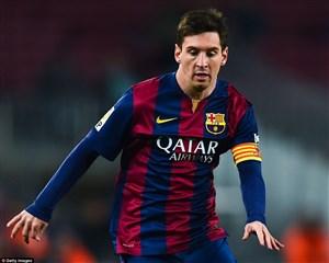 سه گل برتر لیونل مسی برابر تیم های آلمانی