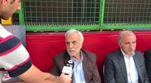 هاشمی طبا: حضور بانوان در استادیوم ویژه نیست؛ حق طبیعی آنهاست