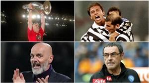 پازل کامل شد؛ مورد عجیب مربیان در فوتبال ایتالیا