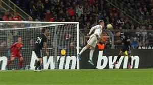 گل اول آرژانتین به آلمان توسط آلاریو