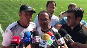 کالدرون: سیدجلال حسینی کاپیتان نمونه تیم من است