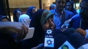 معصومه ابتکار: تیم ملی قدم خانم ها را گلباران کرد