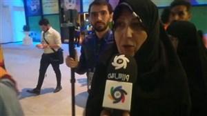 فاطمه هاشمی: فشار فیفا تاثیرگذار بود