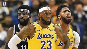 خلاصه بسکتبال بروکلین - لس آنجلس لیکیرز