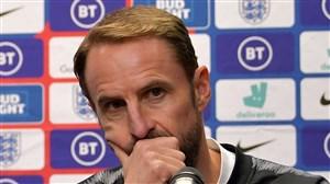 ساوتگیت: انگلیس اول باید آینه را جلوی خودش بگیرد