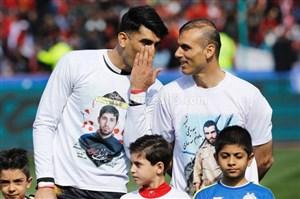 آخرین وضعیت سید جلال حسینی از زبان بیرانوند