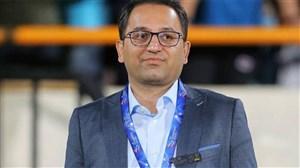 صحبتهای علوی درباره رفع تحریم های مالی از فوتبال ایران
