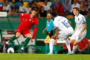 خلاصه بازی پرتغال 3 - لوکزامبورگ 0 (مقدماتی یورو)