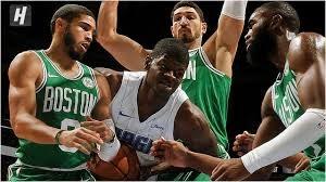 خلاصه بسکتبال اورلاندو مجیک - بوستون سلتیکس