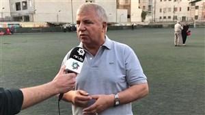علی پروین; دست به دست هم بدهیم برای حمایت از تیم امید