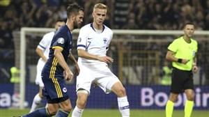 گل های بازی بوسنی 4 - فنلاند 1