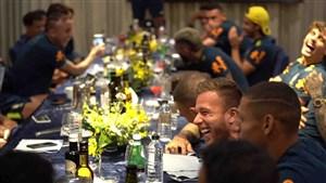 خاطره خنده دار ماتیوس هنریکه در اردوی تیم ملی برزیل