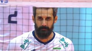 خلاصه والیبال ژاپن 3 - ایران 1