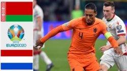 خلاصه بازی بلاروس 1 - هلند2 (مقدماتی یورو)
