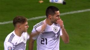 گل اول آلمان به استونی (گوندوگان)